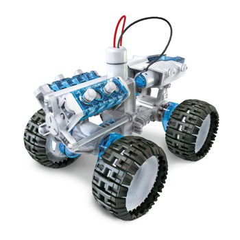 4WD FUEL CELL CAR